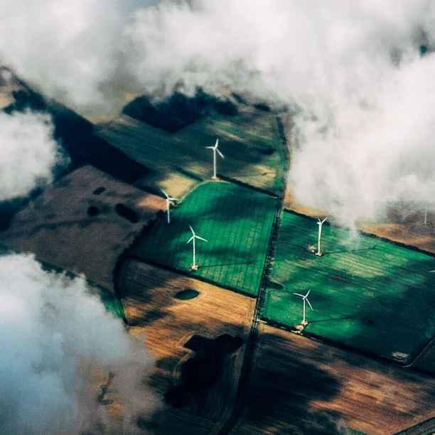 La electricidad verde y las empresas