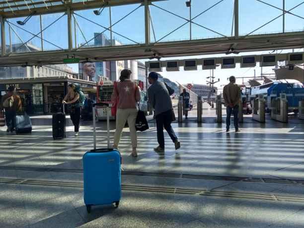 Cómo viajar por Europa sin aviones: una experiencia personal
