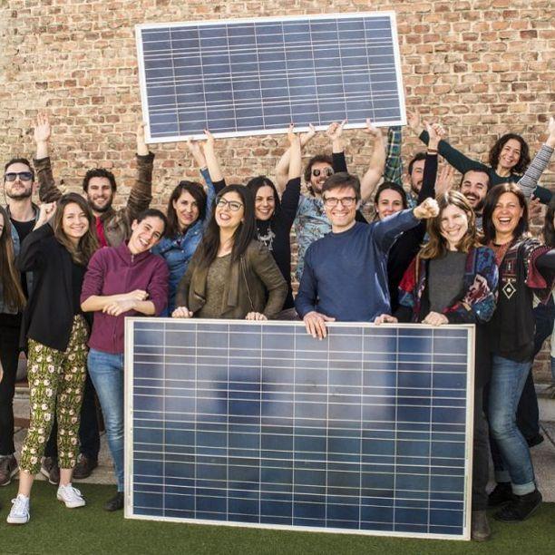 Cómo instalar paneles fotovoltaicos en casa y participar en una Oleada Solar