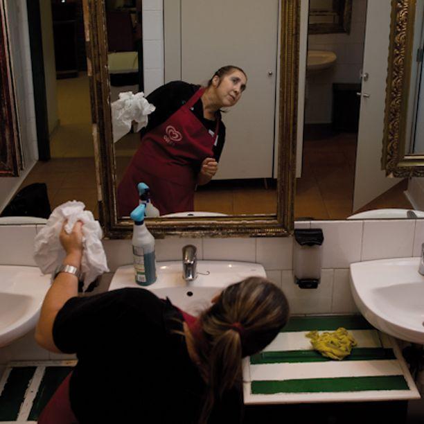 Estancia en un albergue con un 95% de personal con discapacidad