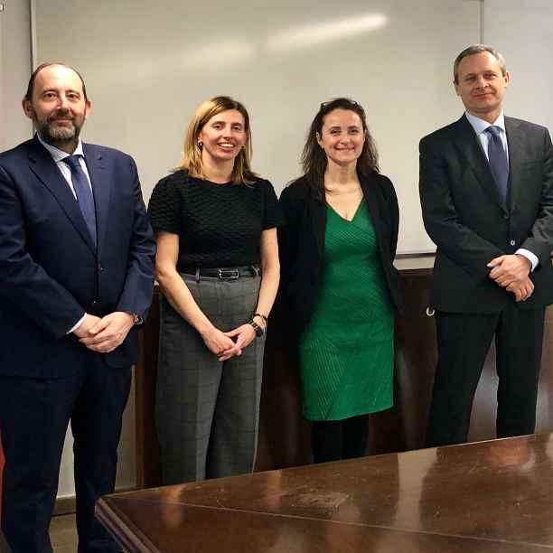 Triodos Bank y Asturgar SGR firman un convenio para la financiación de empresas asturiana