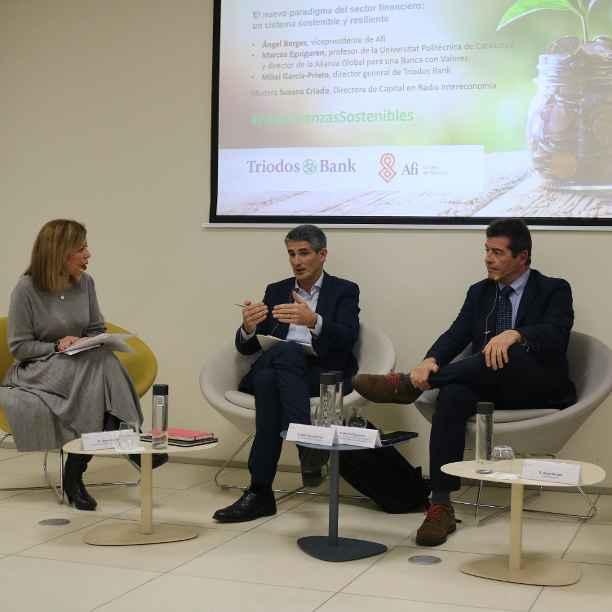 La transición ecológica requiere un nuevo paradigma del sistema financiero