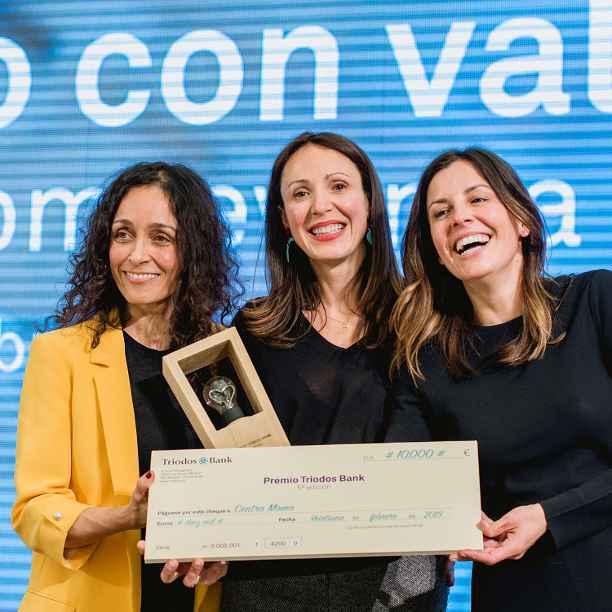 Centro Momo gana la 5ª edición del Premio Triodos Bank