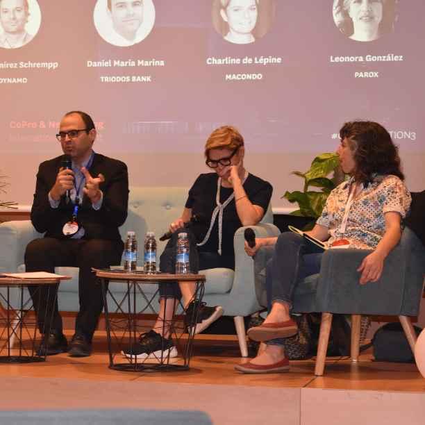 Más de 13 millones de personas han visto las producciones financiadas por Triodos Bank en 2018