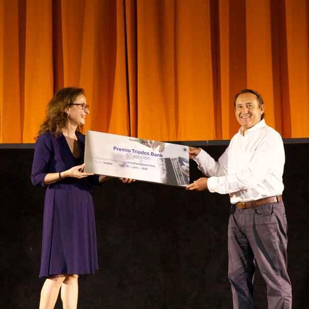 A Contracorriente Films gana la 6ª edición del Premio Triodos Bank