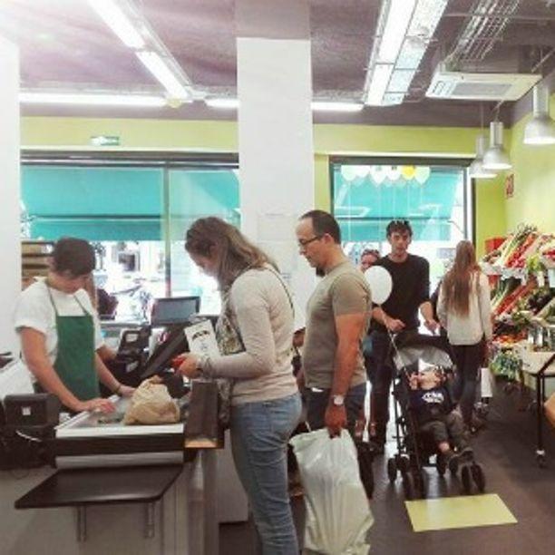 Dónde encontrar supermercados ecológicos
