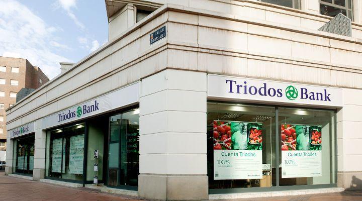 Oficina de girona triodos bank for Oficinas sef murcia